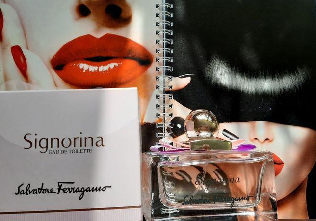 Signorina 100мл  летний аромат