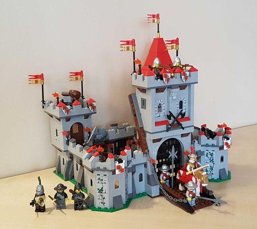 LEGO KINGDOMS 7946 zamek rycerze + gratis szkielet W-wa