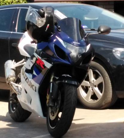 Suzuki gsxr 750 k4 sprzedam /zamienię