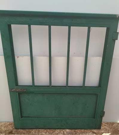 Portão / porta / cancela de alumínio