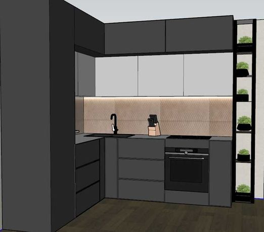 Дизайн - проект квартири, будинку, офісу.