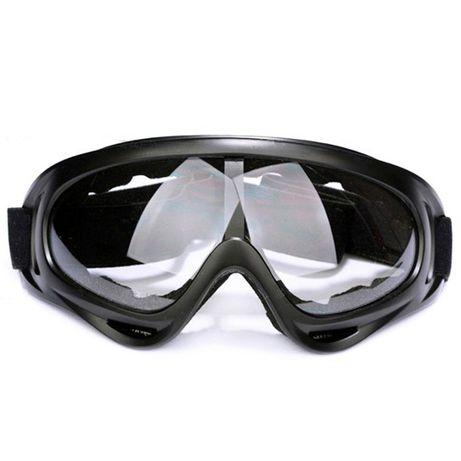 Óculos Protecção NOVOS Motociclista Ski Snowboard Paintball Café Racer
