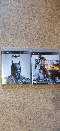 Batman Arkham + Battlefield 4 PS3