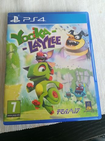 Gra Yooka Laylee PS4