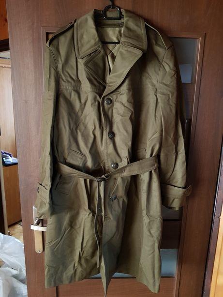 Płaszcz letni khaki