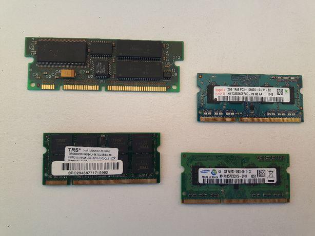 Kość Ram do laptopa TRS Samsung Hinix 3GB DDR3 Sodim 2 + 1 + GRATIS