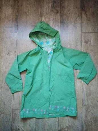 Płaszcz jesienny lub wiosenny 5 10 15 rozm. 134