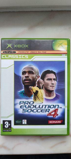 Pro Evolution 4 - Xbox- Impecável