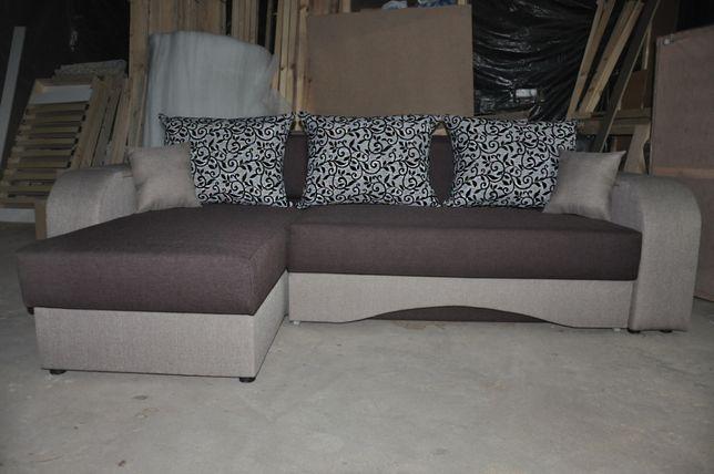 Угловой диван Пума. Диван для ежедневного сна. Большой выбор расцветок