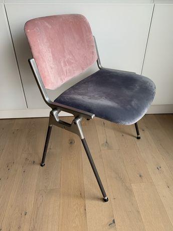 Krzesła DSC 106 autorstwa Giancarlo Piretti dla Castelli, lata 70