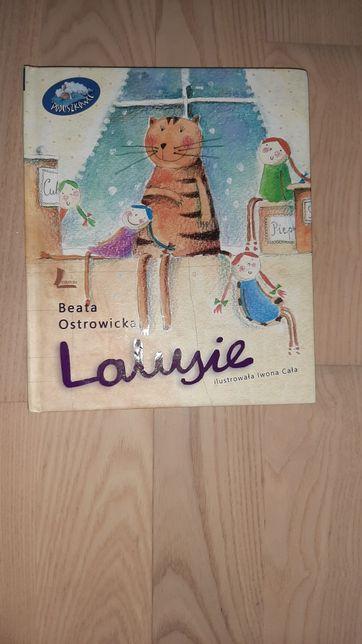 "Książka ,, Lalusie"""