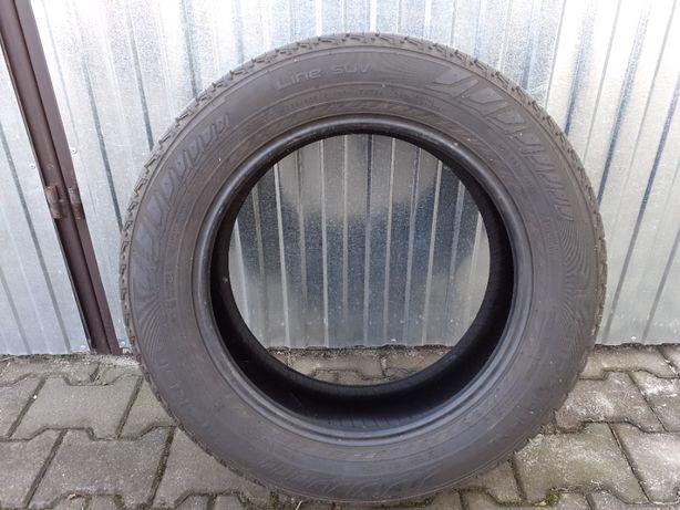 399 zł Sprzedam 4x opony Letnie Nokian 215/60/R17 Gruby bieznik