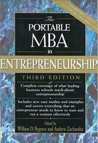 Livro The Portable MBA in Entrepreneurship