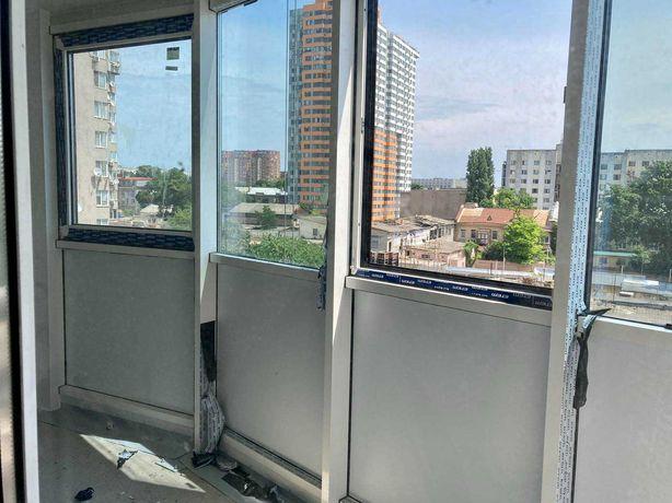 Продам видовую 1-но комнатную квартиру на Канатной/Гагарина.