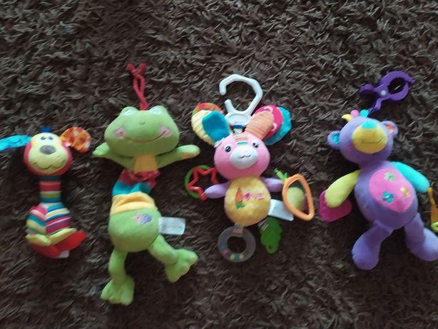 Іграшки в краватку,каляску,автокрісло