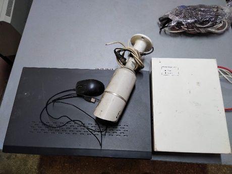 Систему видеонаблюдения уличная камера и устройство записи б/у прода
