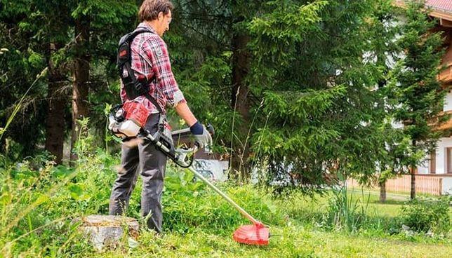 Послуга косіння трави