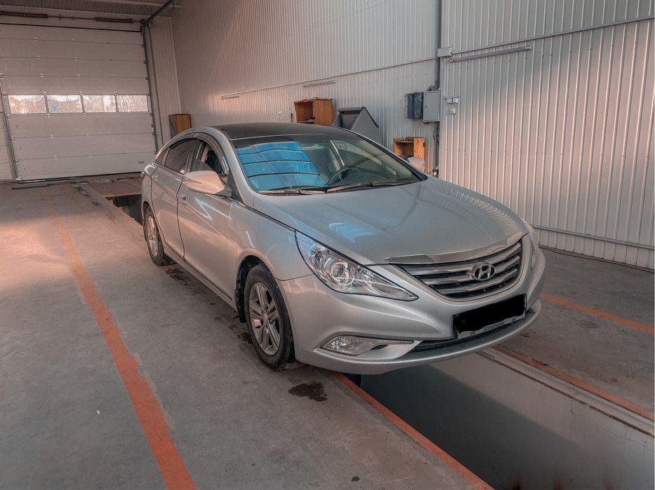 Hyundai sonata 2013(Монитор, камера заднего вида, подогрев сидений). Киев - изображение 1