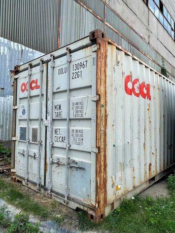 Контейнеры морские OOCL 2010 г.в. Заводские! Отличное состояние