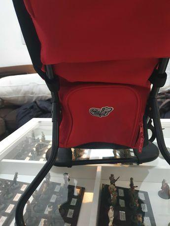Cadeira transporte de bebé