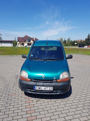 Renault Kangoo 1.9DTi 2002r Klima 5 miejsc elektryka zamiana