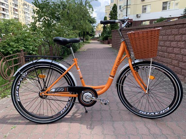 """Классический женский велосипед ARDIS Lido 26"""""""