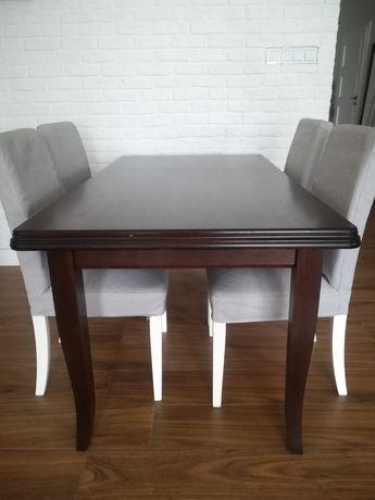 Stół drewniany venge 10 osobowy