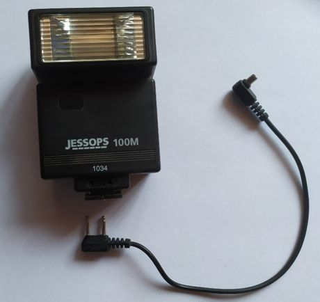 Фотовспышка Jessops 100M