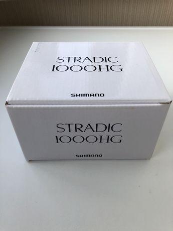 Спиннинговая катушка Shimano 19 Stradic 1000 HG