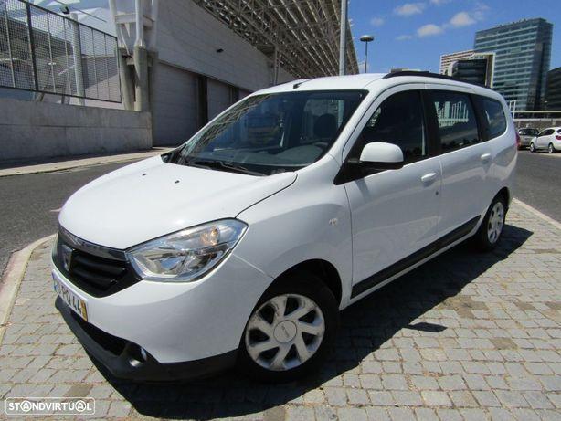 Dacia Lodgy 1.6 MPi Confort 7L Bi-Fuel