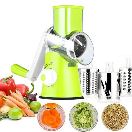 Овощерезка ручная мультислайсер Kitchen Master для овощей и фруктов