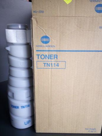 Toner N-114 nowy, Konika,Minolta, oryginał.