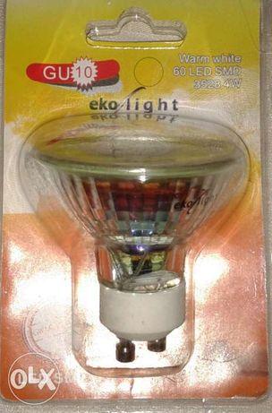 Żarówka 60 LED Eko-Light GU10