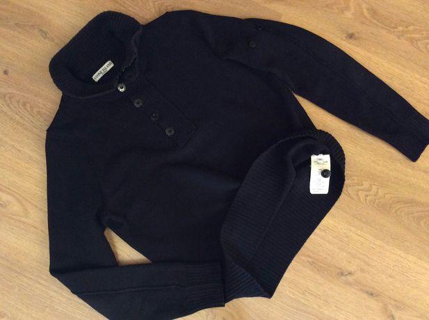 Мужской свитер кофта STONE ISLAND оригинал размер М