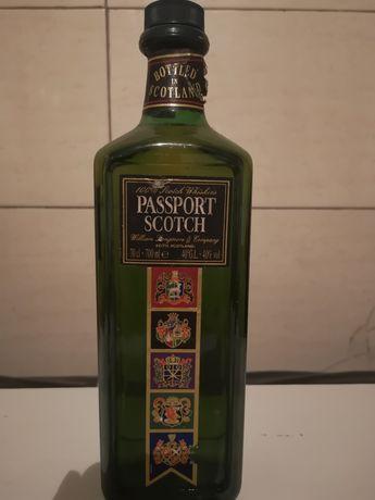Garrafa Whiskey Escocês