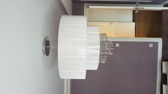 Lampa wisząca żyrandol Opera SP6 Bianco Biały Ideal Lux