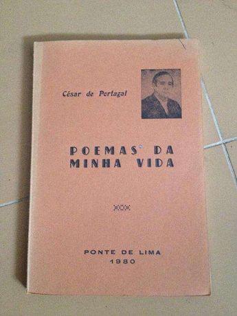 Poemas da minha vida - César de Portugal
