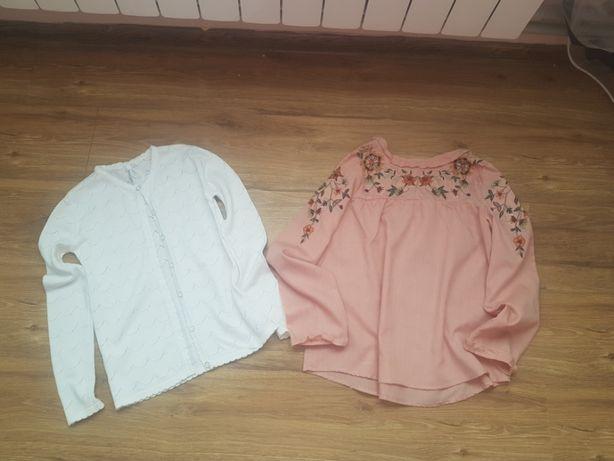 Кофта + блуза!!!