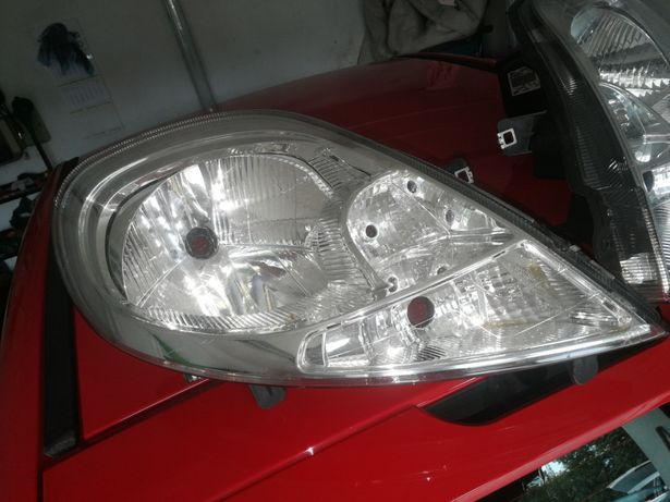 Lampy Renault Trafic - 14r