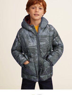 Куртка для мальчика Mango
