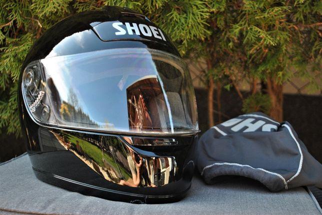 NOWY !! Kask Motocyklowy SHOEI XR-800 Oryginał Czarny made in JAPAN