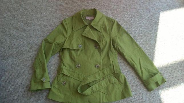żakiet, zielony- trawiasty, rozmiar 12