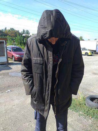 Рабочие стеганые куртки