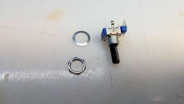 Резистор 50К х2, 6-пін, вертикальний.