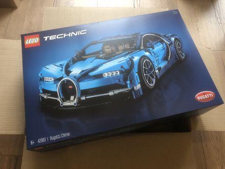 NOWY Lego Technic Bugatti Veyron 42083