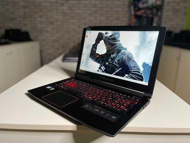 Ноутбук Acer Predator 300, intel i7, Nvidia GTX 1060 6GB, 15.6FullHD
