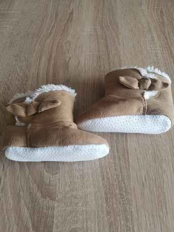 Zimowe buty niechodki