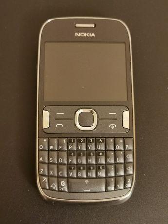 Telefon Nokia asha 302 klawiatura qwerty kultowy telefon