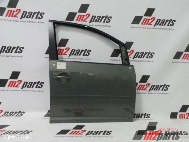 Porta Azul/Cinza Prata/Cinza rato Direito/Frente VW TOURAN (1T1, 1T2) Semi-Novo