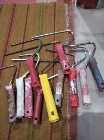 Ручки для валиков разных размеров